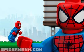 Spiderman games online play spider man 2 3 amazing ultimate - Lego the amazing spider man 3 ...